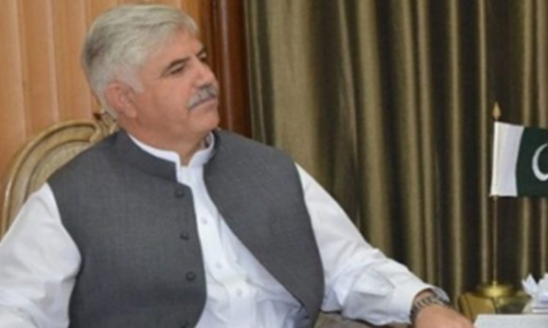 Timely completion of uplift projects top priority: KP CM