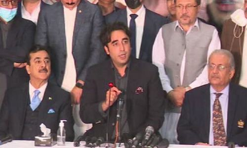 PPP team set to challenge rejection of votes in Senate poll