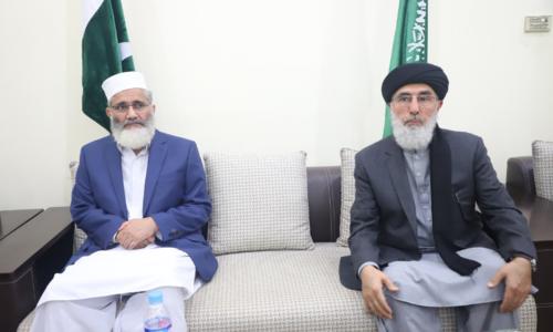 Siraj, Hekmatyar for peace, stability in Kabul