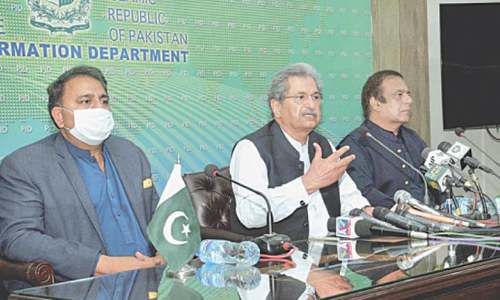 Govt calls for resignation of CEC, other ECP members