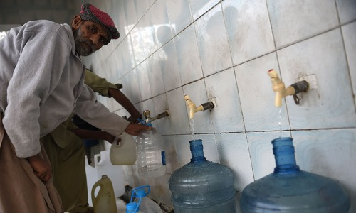 Water supply to remain partially suspended in some sectors of Islamabad