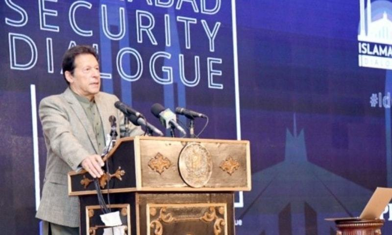 Food security, climate change among new national security challenges, says PM Imran