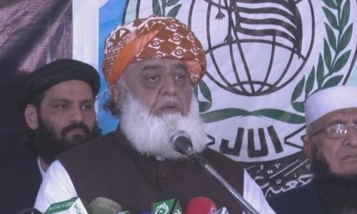 Fazl insists PDM stands united
