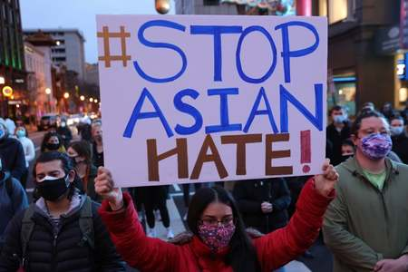 For Asian-Americans, Atlanta shooting sows fresh fear after a year of mounting discrimination