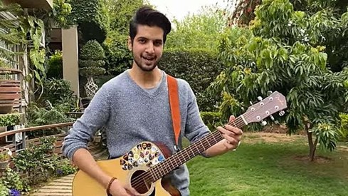 Singer Abdullah Qureshi is now a father