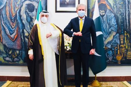 Kuwait seeks stronger ties with Pakistan: minister