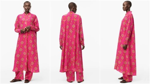Zara is selling a Rs19,500 kameez and calling it an 'oversize shirt'