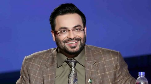 Aamir Liaquat needs to keep his 'jokes' to himself or better yet, reassess what he finds funny