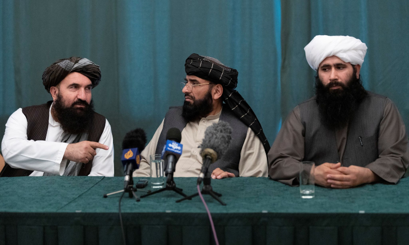 Afghan govt, Taliban agree to accelerate peace talks after Moscow summit