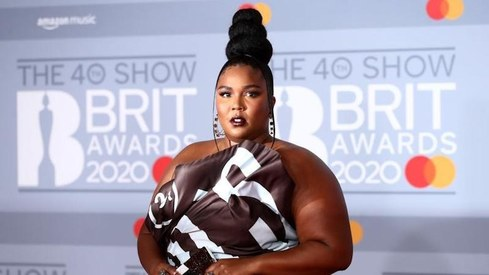 Lizzo launches reality TV search for 'big grrrls'