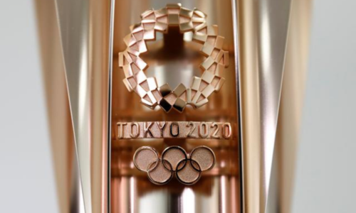 Overseas fans barred from Tokyo Olympics over virus