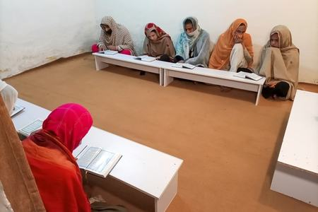 A transgender madrassah in Islamabad breaks barriers