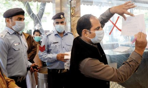 Smart lockdowns planned for virus hotspots in capital