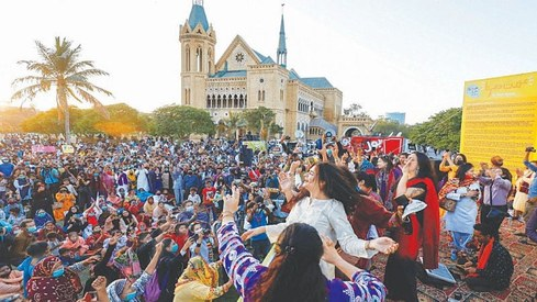 The Aurat March and the march of disinformation