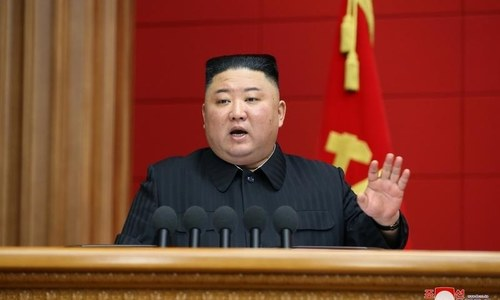 North Korea missile launch tests Biden, alarms Japan ahead of Olympics