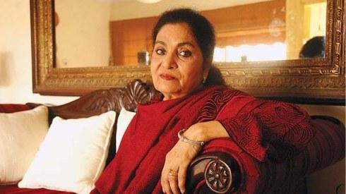 Dramatist Haseena Moin passes away in Karachi