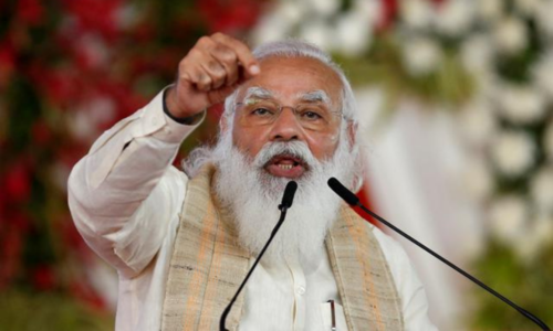 Modi pushes to win West Bengal against formidable opposition