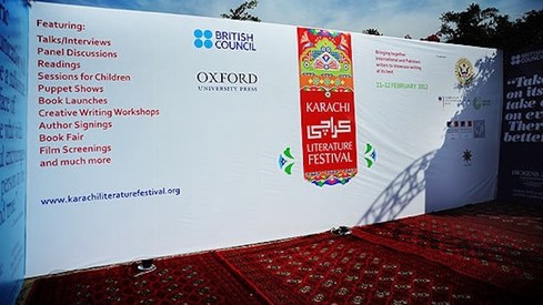 The Karachi Literature Festival goes online for its 2021 edition