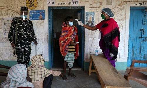 India begins voting in two eastern states in key test for Modi