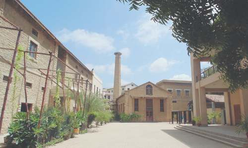 CELEBRATIONS AND QUESTIONS: 100 YEARS OF ENGINEERING EDUCATION IN SINDH