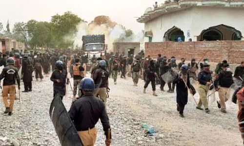 Janikhel tribesmen begin march towards Islamabad