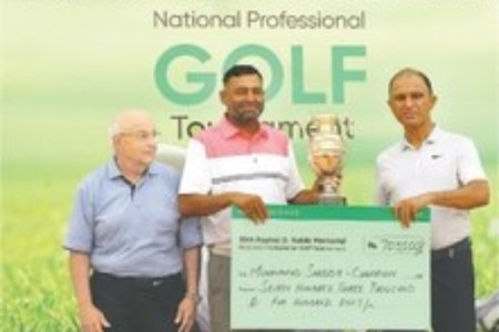 Shabbir romps to another title but what's next for Pakistan's top golfer?