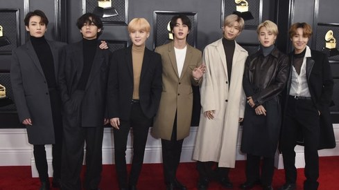 We were mocked for the way we looked, says BTS as it condemns anti-Asian racism