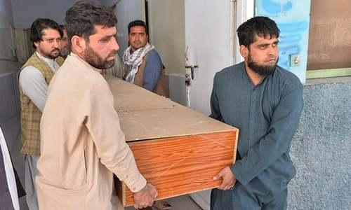 Three women polio workers shot dead in Afghanistan