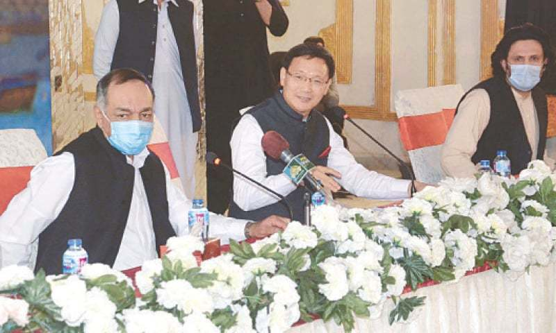 Balochistan to reap benefits of CPEC: Yasinzai