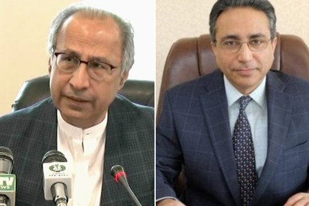 Opposition wants Hafeez, Babar on ECL