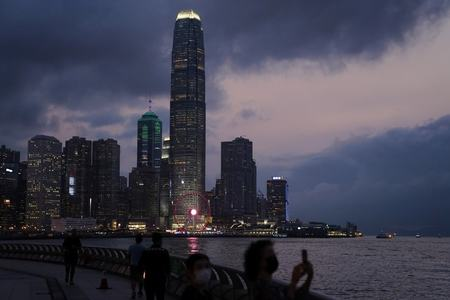 China approves overhaul of Hong Kong's political system