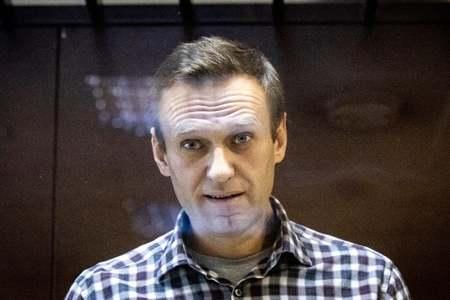 Jailed Russian opposition leader goes on hunger strike