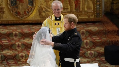 Harry and Meghan weren't married before Windsor service: Archbishop