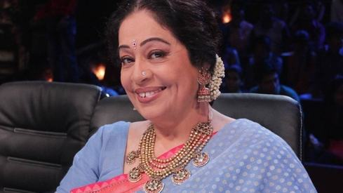 Bollywood star Kirron Kher diagnosed with blood cancer