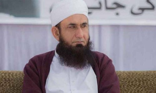 مولانا طارق جمیل کا خود سے منسوب گاڑی کی تصویر سے متعلق ردعمل سامنے آگیا