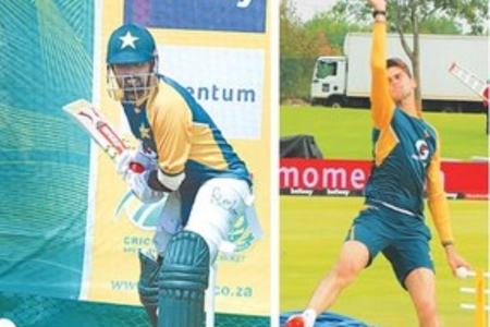 Rusty South Africa face Pakistan in first ODI today