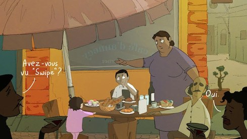 Pakistani short film Swipe makes it to world's most prestigious animation festivals
