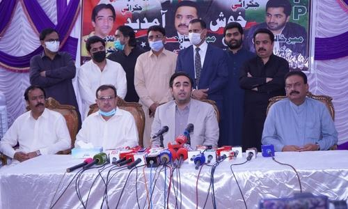 'Pakistan not ready for third Covid wave': Bilawal blasts govt over vaccination campaign