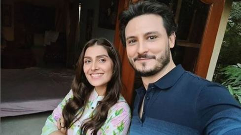 Ayeza Khan and Osman Khalid Butt's Chupke Chupke promises to make you giggle