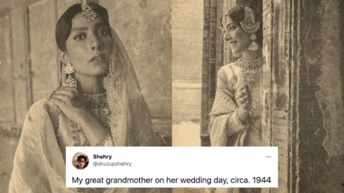 Eman Suleman is a great grandmother from the 1940s and the internet loves her