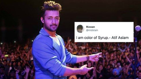 Twitter is translating Atif Aslam's songs into English and it's hilarious