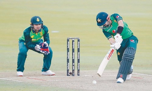 South Africa look to keep Pakistan ODI series alive