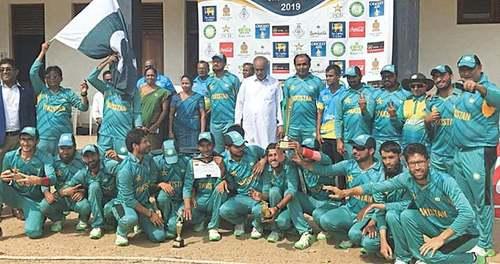 Pakistan beat India in Blind Cricket series opener