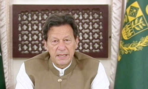Govt will be forced to impose major restrictions if people don't follow SOPs: PM Imran