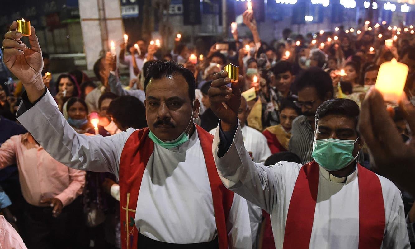 پاکستان سمیت دنیا بھر میں ایسٹر کی تقریبات