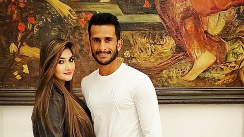 Cricketer Hassan Ali is now a father to a baby girl
