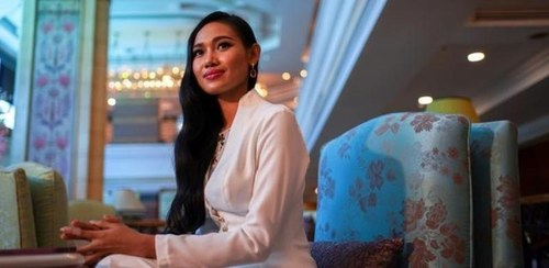Miss Grand Myanmar uses beauty pageant to speak up against her country's military
