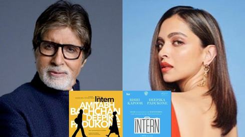 Amitabh Bachchan replaces Rishi Kapoor in Bollywood adaptation of The Intern