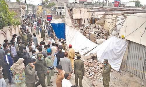 Four children die, 11 people injured in gas blast