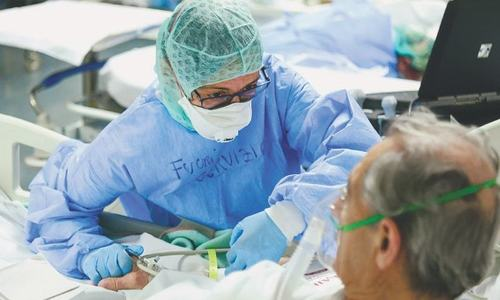 A third of Covid survivors suffer neurological or mental disorders: study
